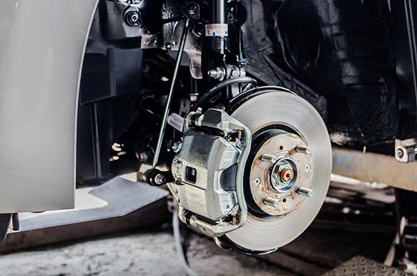 Cars brakes