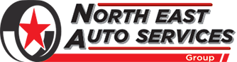 North East Auto Services Mobile Logo